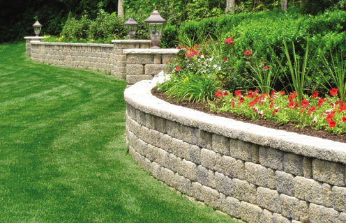 Colony landscaping provides full service landscape services for Lifestyle block landscape design